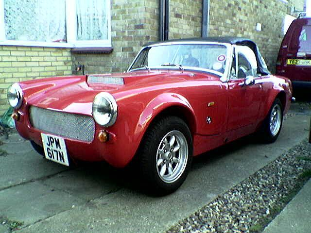 Here is my 1500 Midget. It's not everybody's cup of tea but I love it.