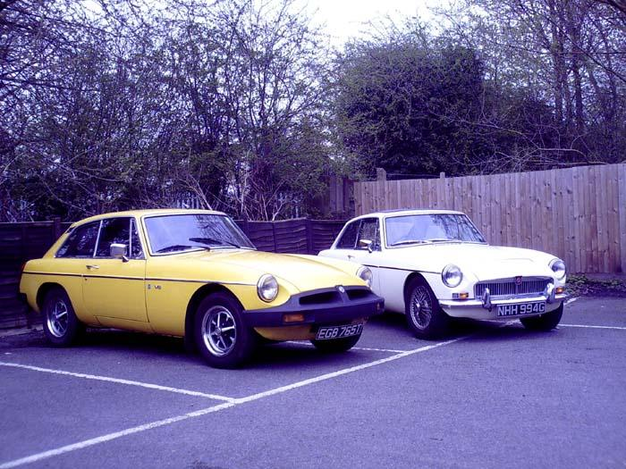 6 cylinder or 8? which would you take home?... ok there's only four cylinders at the moment. Just be patient!