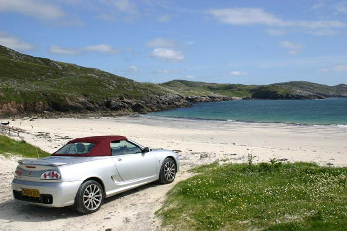 The TF in the Hebrides 2006
