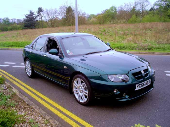Last of the line 56 reg Goodwood Green Turbo. Looks great, drives fantastic