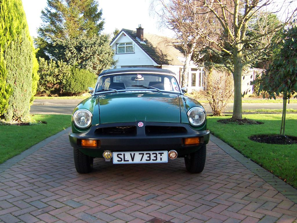 1979 MGB ROADSTERTotally rebuilt over the last 10Years.