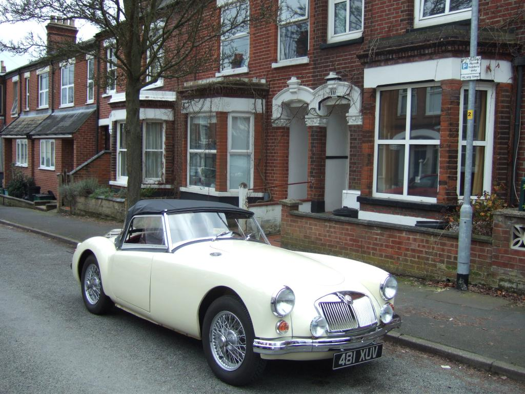 restored by a marque specialist in South Norfolk- bootiful